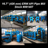 2012 426 16.7″ mm) ERW API Pipe