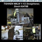 Used TISHKEN MLW 1-1