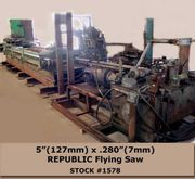 5″ (127 mm) x .280″ (7.11 mm) R