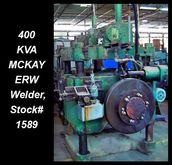 Used MCKAY 400 KVA E