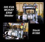 MCKAY 300 KVA ERW Welder