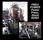PNEU-POWER 4P-12 12 Ton 4-Post