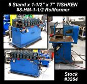 Used 8 Stand x 1-1/2