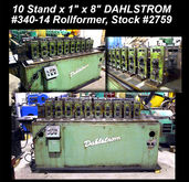 Used DAHLSTROM 340-1