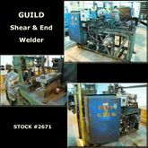 10″ x .120″ GUILD Shear & End W
