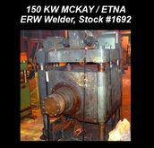 MCKAY/ETNA 150 KW ERW Welder