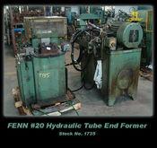 FENN 20 Hydraulic Tube End Form