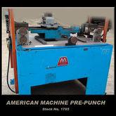 AMERICAN MACHINE Hydraulic Notc