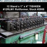 12 Stand x 1″ x 4″ TISHKEN #12R