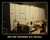 1985 TOSHIBA 300 KW High Freque