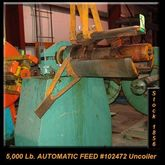 AUTOMATIC FEED 102472 5,000 Lb.