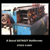 Used DETROIT 8 Stand