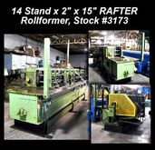 Used 13 Stand x 2″ x
