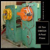 25 Ton OMEGA 6-Post Escentric C