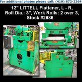 12″ LITTELL Flattener #2986