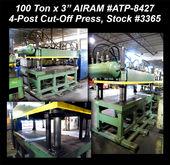 AIRAM ATP-8427 100 Ton x 3″ 4-P