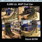 8,000 Lb. x 60″ BHP Coil Car, H