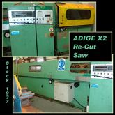 1990 ADIGE X2 Tube & Bar Cut-Of