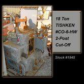 "TISHKEN CO-6-HW 18 Ton x 2"" 2-P"