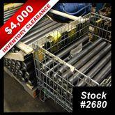 26″ Conveyor Rollers #2680