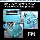 """1966 LITTELL 432-7PDL 30"""" X .06"""