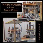 PNEU-POWER 4P-20 15 Ton 4-Post