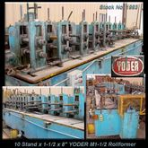 Used YODER M1-1/2 10