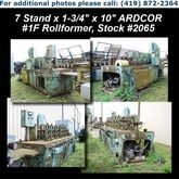 Used 7 Stand x 1-3/4