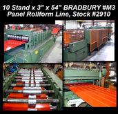 BRADBURY M3 10 Stand x 3″ x 54″
