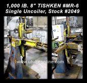 """TISHKEN MR-6 1,000 Lb. x 8"""" Sin"""