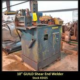 10″ x .150″ GUILD Shear & End W