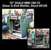 12″ GUILD #ME-150-12 Shear & En