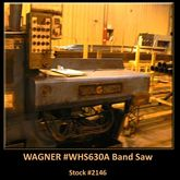 WAGNER #WHS630A Band Saw