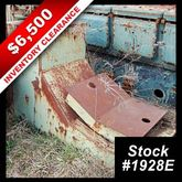 20,000 Lb. x 60″ B&K Coil Car #