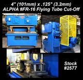 4″ (101mm)  x .125″ (3.2mm) ALP