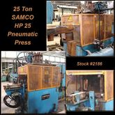"1993 SAMCO HP 25 Ton x 1/2"" 4-P"