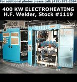 400 KW ELECTROHEATING High Freq