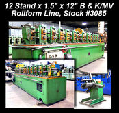 B & K/MV Machine Works 12 Stand
