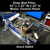 Deep Bed Filter #2822