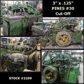 "1980 PINES 30 3"" x .125"" Dynacu"