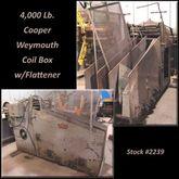 5,000 Lb. x 12″ COOPER WEYMOUTH