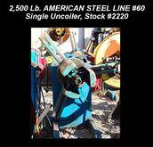 AMERICAN STEEL LINE 60 2,500 Lb