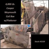 "COOPER WEYMOUTH 5,000 Lb. x 12"""