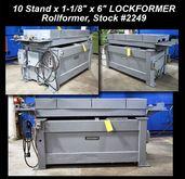 Used LOCKFORMER 10 S