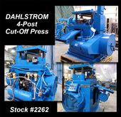 DAHLSTROM 4-Post Cut-Off Press