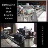 BURRMASTER, JOHN MARSHALL ENGIN