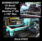 1976 3″ OD x 120″ Max. BURRMAST