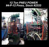 1988 PNEU POWER 4P-12 12 Ton 4-