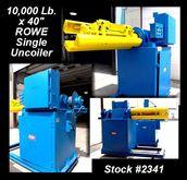 """ROWE 10040-DSL 10,000 Lb. x 40"""""""