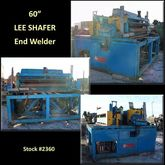 "LEE SHAFER 60"" Shear & End Weld"